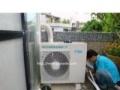 宁波海曙上门修空调给空调加氟利昂多少钱(专业价格)