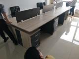 合肥厂家定制销售办公桌隔断桌组合工位屏风隔板电脑桌