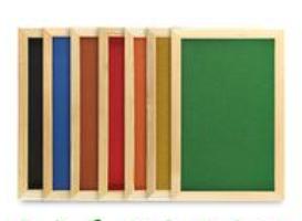 彩色软木墙裙 东莞市软木厂家直销 价格实惠 正品保证
