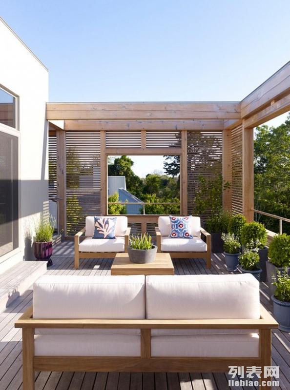 家居别墅豪宅复式楼自建洋房地板装修室内外木制品木结构装修设计