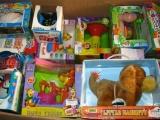 供应库存玩具 电动类玩具 按斤混批