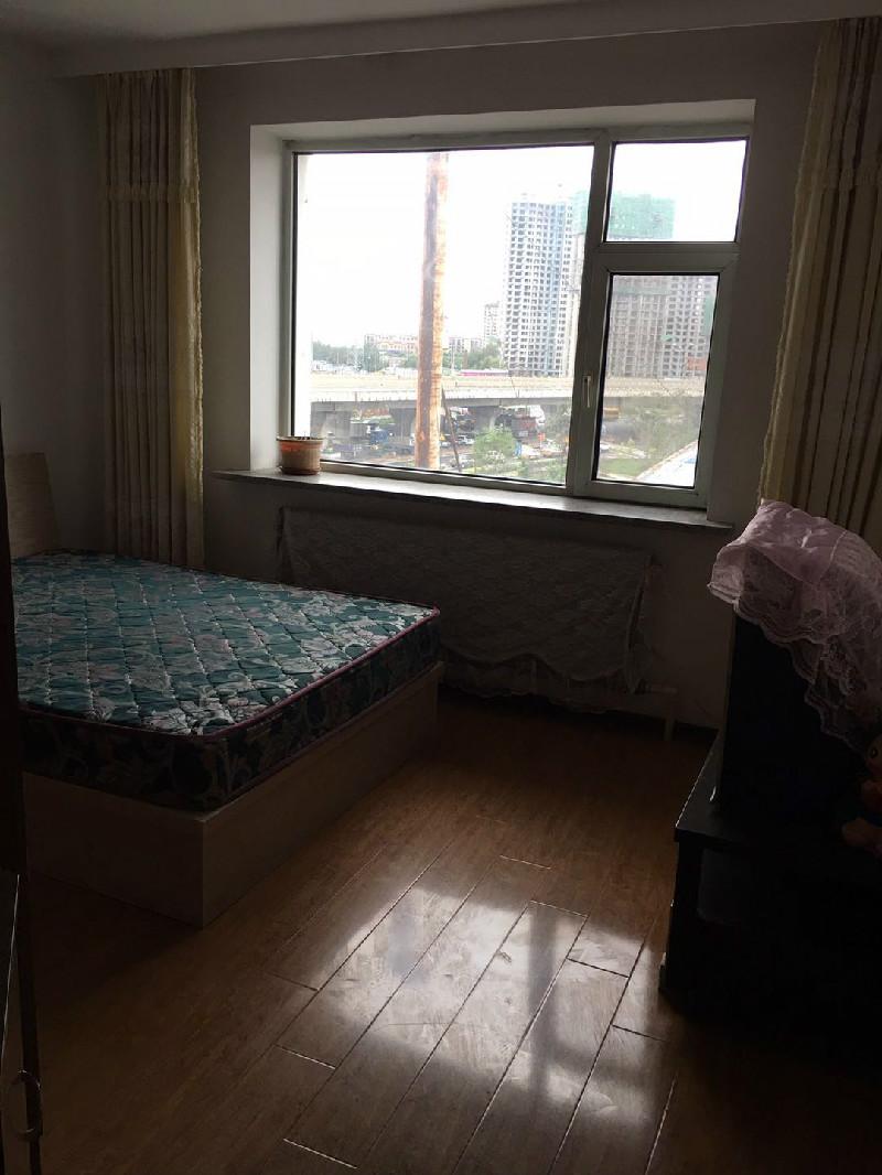 八里堡 紫金苑小区 2室 1厅 80平米 整租