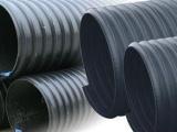 HDPE钢带增强波纹管批发