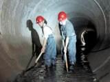 赤峰市高压清洗下水管道 隧道清淤 市政清淤