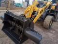 青海搅拌混凝土用的0.7立方搅拌斗装载机价格图片视频梅z
