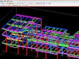 专业承接钢结构tekla建模拆图及预算