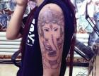 青岛纹身告诉大家什么才算是真正纹身