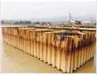 惠州博罗租赁钢板桩公司 信之是您的实惠之选欢迎亲关注我们