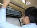 莆田贤明家政——挂式、立式空调专业深度清洗、加氨