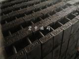 电梯砝码荷载配重玉林20公斤电梯测试荷载铸铁砝码