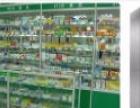 药店自用玻璃柜台、货架和中药柜低价出售