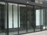 鄭州市電廠路玻璃門下沉維修玻璃門定制安裝更換把手