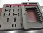 电脑锣成型EVA海绵内衬 工具箱内衬减震包装