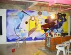 沙河幼儿园彩绘