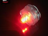 水族箱景观用品|led发光潜水灯|梅花形发光潜水灯|led潜水蜡