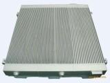 板翅式换热器 工程机械板翅式换热器