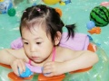 家有儿女婴幼儿水育馆加盟 儿童乐园
