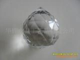 厂家供应40MM水晶球水晶灯饰球灯饰挂件40MM
