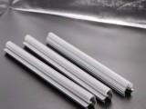 LED双色塑料异型材 PMMA异型材 PMMA磨砂灯罩外壳