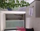 红旗街万达广场89平精装带办公家具,实景照片随时看