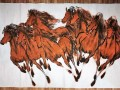 国家一级美术师阎飞鸿弘扬中国传统水墨画之精髓