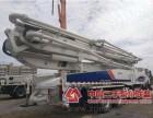 二手中联56米2012年斯堪尼亚泵车价格 二手泵车联盟