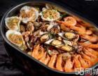 龙潮海鲜自助餐厅/手抓海鲜加盟烧烤自助/海鲜大咖