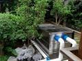 鱼池过滤系统池塘过滤器锦鲤鱼池净化循环过滤材料外置