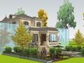 乐山马边自建房 别墅 庭院景观 室内设计及施工