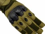 战术手套 全指O记户外山地训练骑行防滑防护运动橡胶外壳