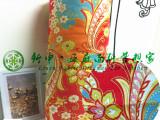 天然亚麻 糖果枕 圆柱枕 靠枕抱枕  大号可拆洗  亚麻印花加工