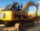 二手卡特360挖掘机