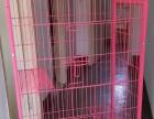 自家闲置猫笼,单层双层3层