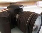 【全网最低】家用佳能60D单反相机+镜头15-85mm+50mm