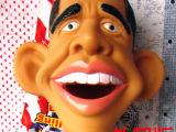 厂家直销 惨叫奥巴马 惨叫玩具 发泄玩具 整蛊玩具 外贸尾货原单