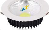 8寸压铸LED筒灯外壳 高透光 高导热灯具 一体led贴片筒灯外