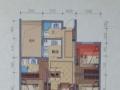 水阁水阁恒大中央 4室2厅2卫 178㎡