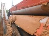 河湖整治污泥脱水设备租赁.打桩泥浆分离固化设备出租固化压滤机