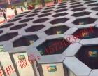 上海文豫暖场道具互动道具蜂巢迷宫租赁