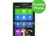 诺基亚NOKIA XL手机模型 原厂原装1:1手感模型机 手机模