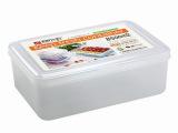 振兴BX181塑料保鲜盒/8500ml超大号厨房冰箱储物盒/透明收纳盒