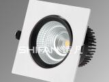诗凡光电LED天花灯正品led筒灯A款3寸4寸5寸6寸/COB西