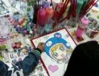 田家昆仑商厦儿童绘画,手工制作