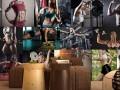 健身会所壁画订制/健身房背景画/姿彩壁画