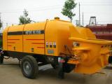 无锡北塘混凝土地泵柴油泵高压输送泵销售出租