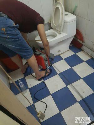 泾县专业电动疏通马桶 地漏 洗菜池等各种管道堵塞