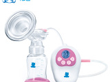 小白熊电动吸奶器/挤奶器/自动吸乳器孕妇产后用品全国联保HL06