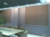 北京丰台办公室电动窗帘会议室隔音卷帘厂家