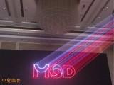 上海全彩激光开场秀企业年会激光飞鹰激光龙启动仪式激光时空隧道