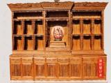 北京宝艺恒河佛龛定做专家藏式佛龛佛柜